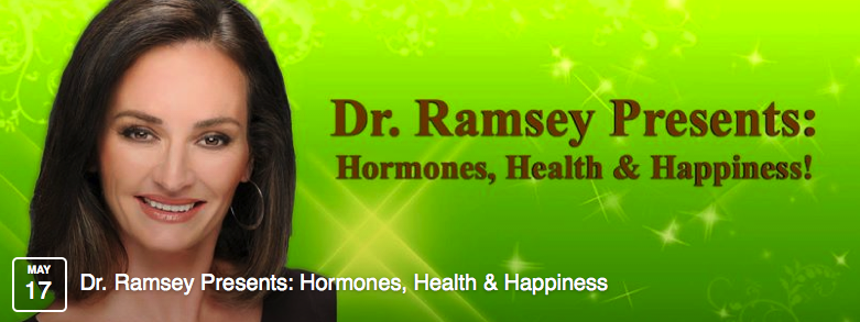 Dr. Theresa Ramsey, Top Doc, Lifestyle & BHRT Expert, Author, Speaker, Television Personality banner