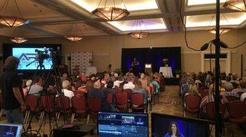 AREI Symposium featuring Sandra Champlain via Live Stream and VOD, Doubletree Resort Scottsdale, AZ.