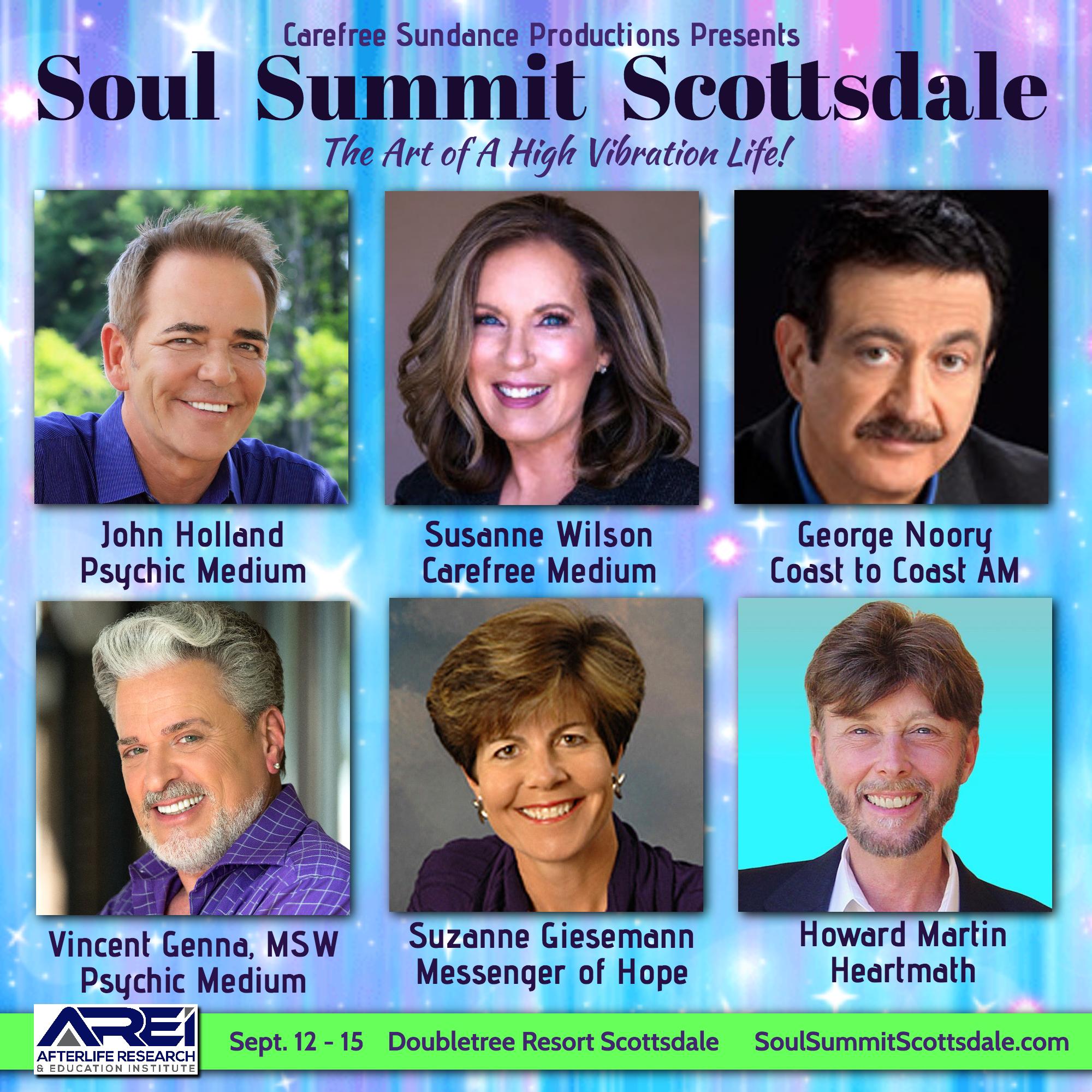 Soul Summit Scottsdale 2019 banner