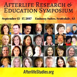 Afterlife Research & Education Symposium 2017 graphic